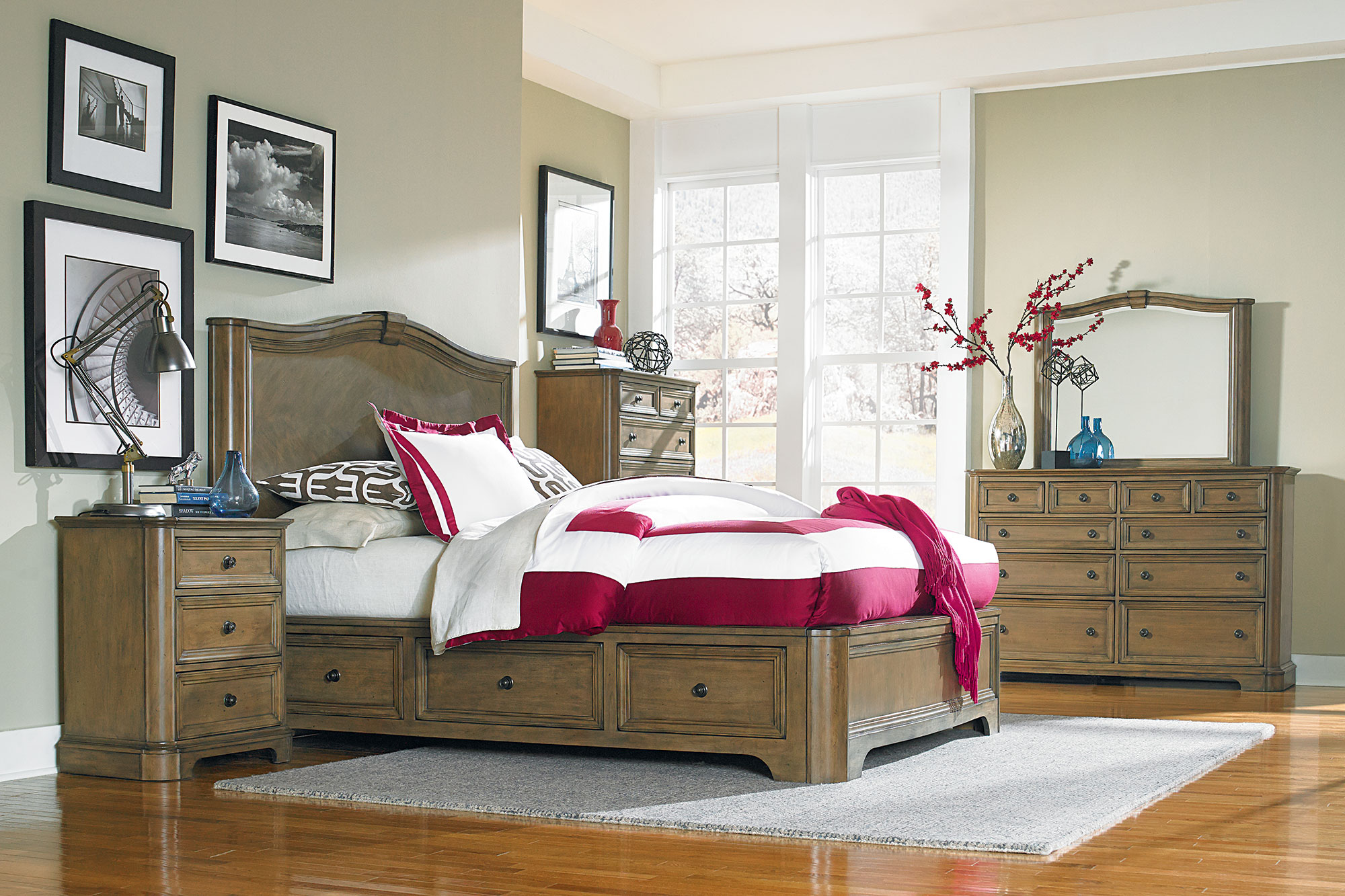 High Quality Stonewood Bedroom Collection